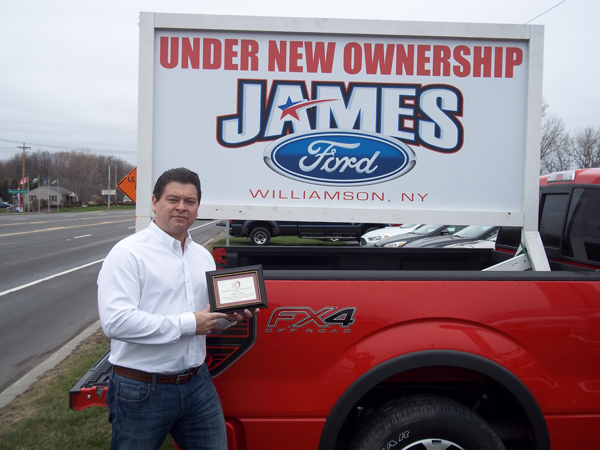 James provenzano ford